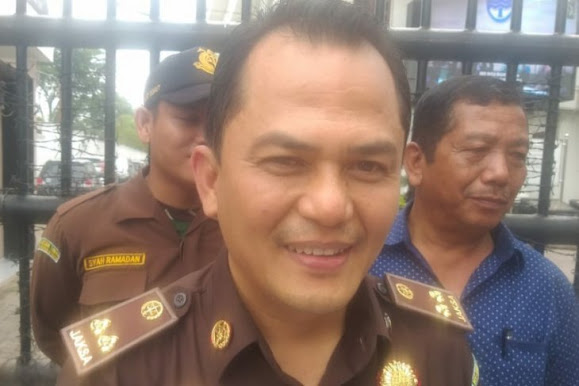 Tersangka korupsi Puskesmas Sadabuan ditahan di Rutan Padangsidimpuan