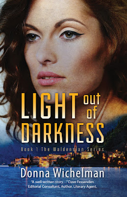 Light Out of Darkness cover