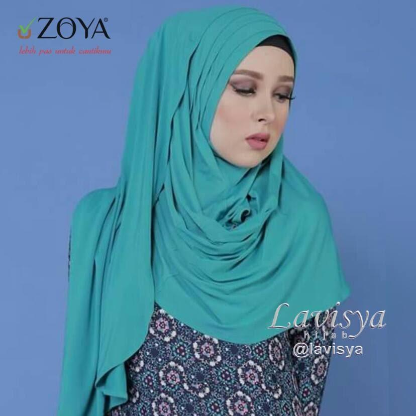 Hijab Pashmina Instan Elzatta