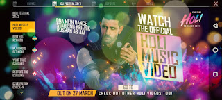 Free Fire launches Holi theme song 'DNA Mein Dance' featuring Hrithik Roshan