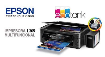 driver scan epson l365 windows 10