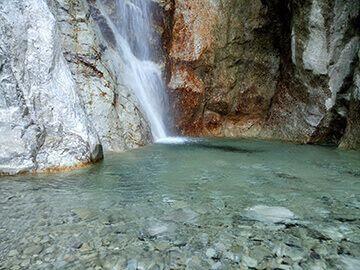 Una bella gita alla Cascata del Cenghen di Abbadia Lariana (Lecco)