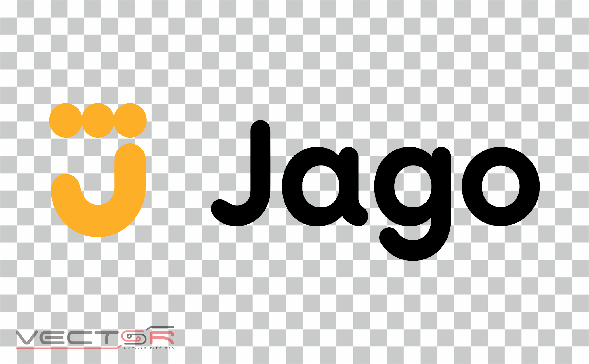 Logo Bank Jago - Download .PNG (Portable Network Graphics) Transparent Images