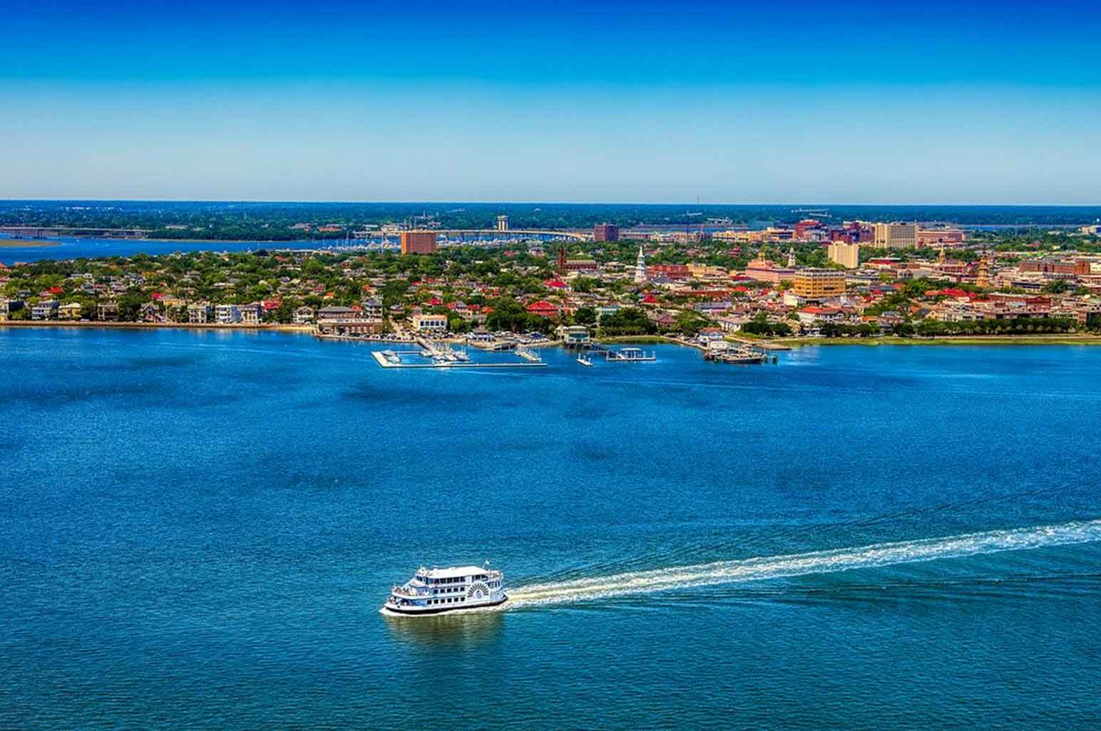 The Nine Most Underrated US Cities to Visit with Family - Charleston