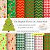 Kit Digital Árvore de Natal Grátis