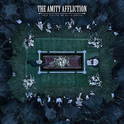 The Amity Affliction-This Could Be Heartbreak-cover album