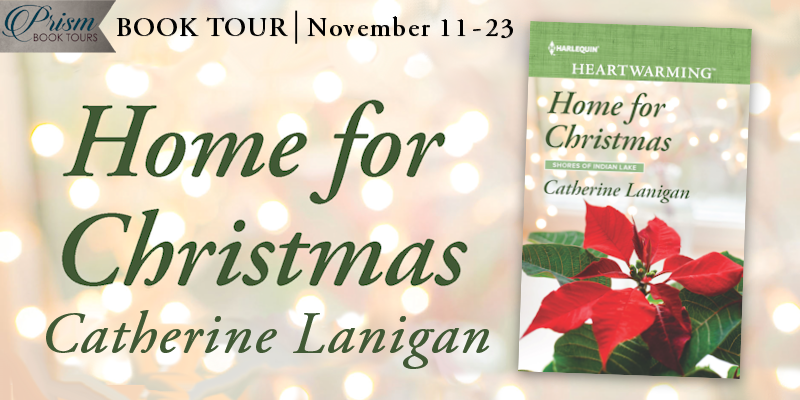 We're launching the Book Tour for HOME FOR CHRISTMAS by Catherine Lanigan! #HCTour