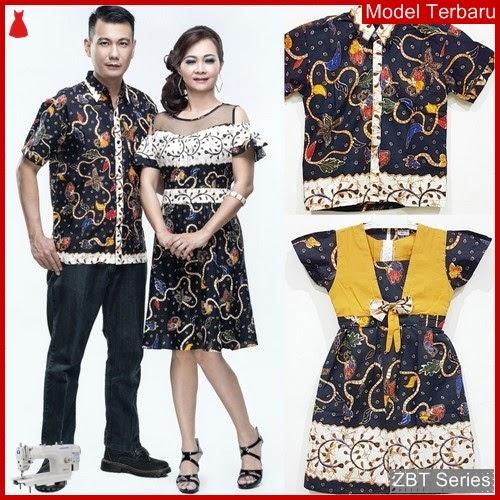 ZBT09109 Kebaya Batik Couple Famyli Sabrina Rangrang BMGShop