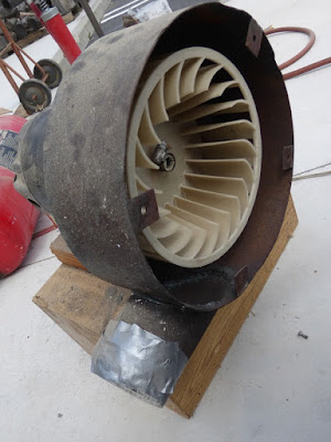 blower with new rotor