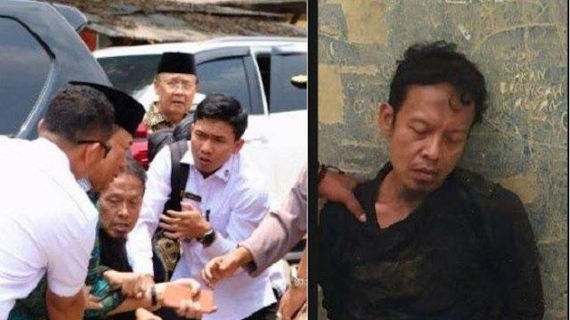 Ketua RT: Penusuk Wiranto Enggak Ikut Pengajian