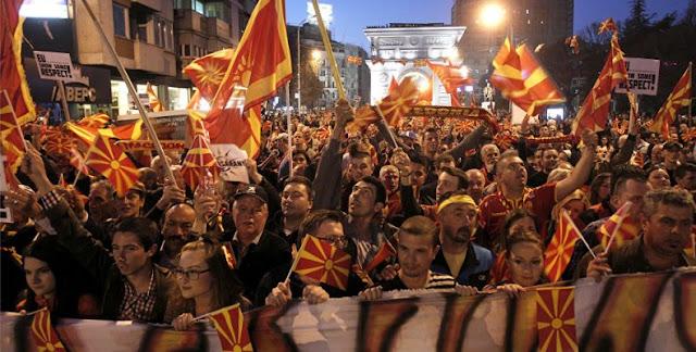Εκατομμύρια δολάρια για προπαγάνδα στα Σκόπια