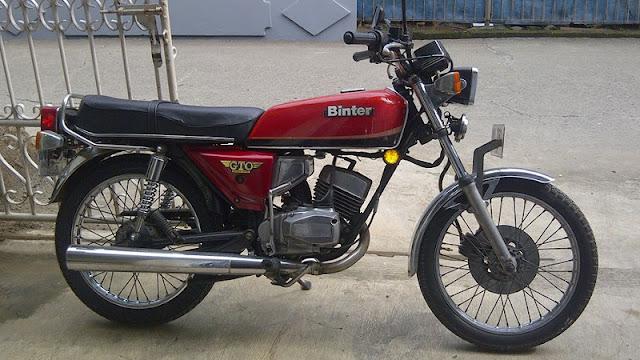 Kawasaki Binter GTO