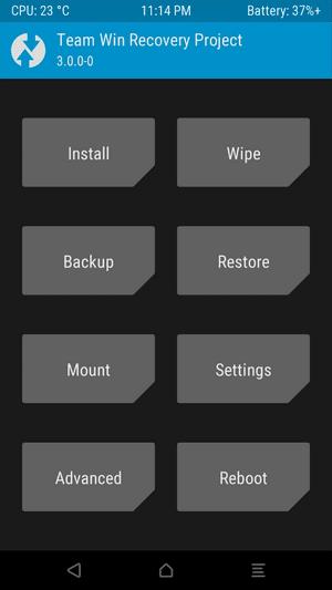 Como instalar Recovery TWRP 3.3.1-0 no Xiaomi Redmi 5A