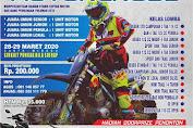 Puncak Bila Gelar Grasstrack Motorcross Seri I Championship 2020