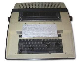 old laptop photo