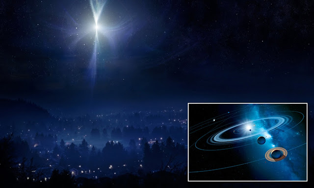 origins of the Star of Bethlehem