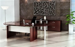 Napoli Desk with Extensions