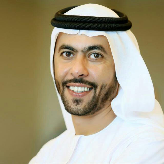 H.E. Abdulla Matar Al-Mannaei, Managing Director of Emirates Auction