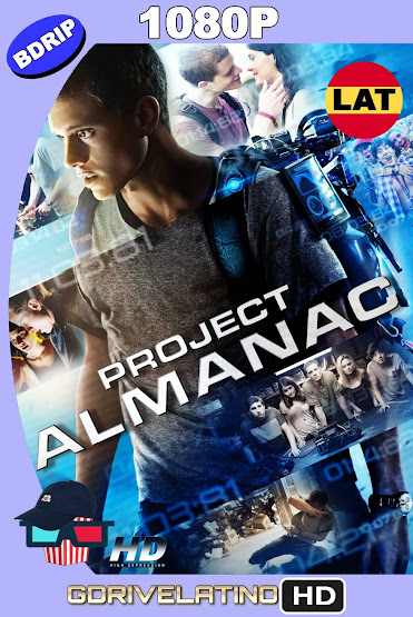 Proyecto Almanac (2015) BDRip 1080p Latino-Ingles MKV