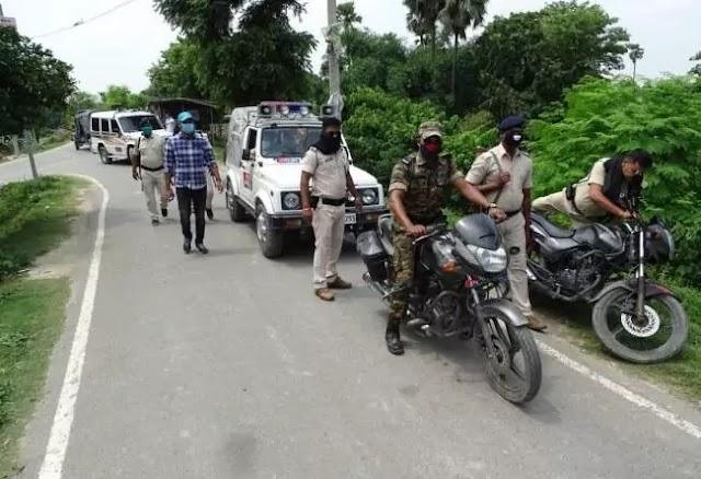 Bihar News: समस्तीपुर शहर के धर्मपुर में दो गुटों में मारपीट के बाद तनाव, काफी संख्या में कैंप कर रही पुलिस
