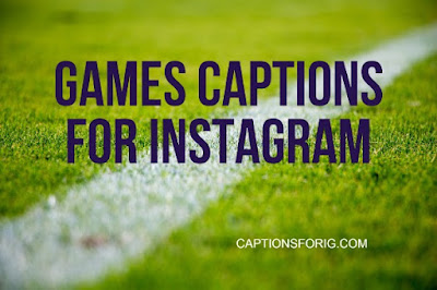 Game-Captions