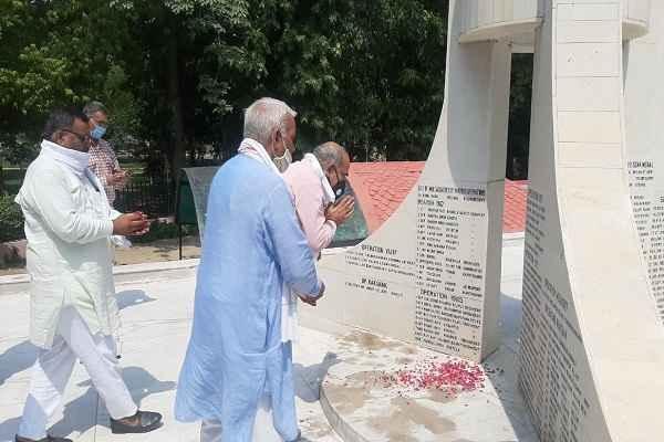 ballabhgarh-mla-minister-moolchand-sharma-kargil-vijay-diwas-news
