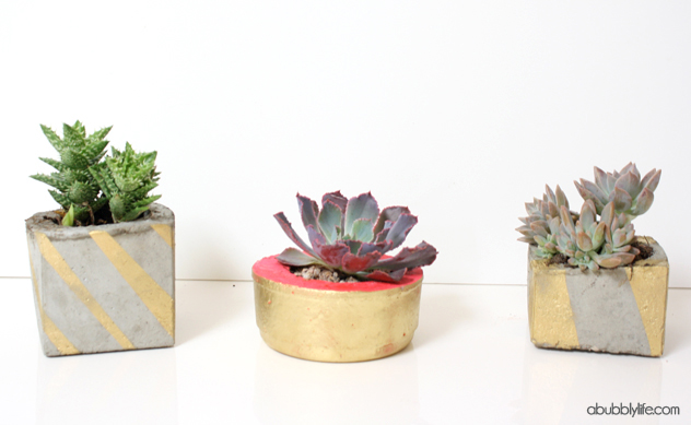 Design Crush: Modern Garden Planters and Pots