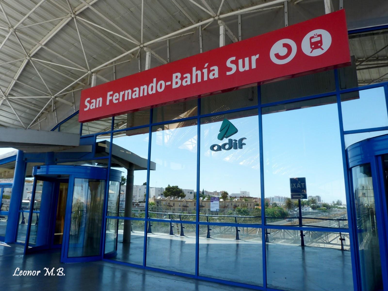 San Fernando Ayer Y Hoyy Otras Historias Estación De