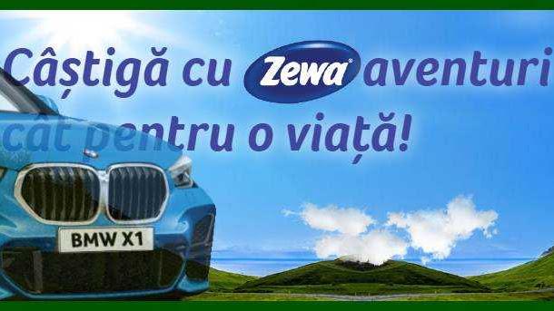 CONCURS Castiga cu ZEWA aventuri cat pentru o viata. Lista castigatorilor pe promozewa.ro