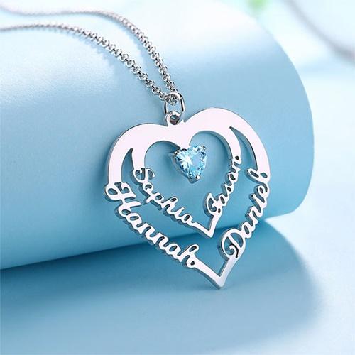 Declare seu Amor com Colares de Coração