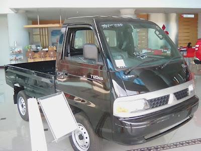 Harga Pick Up Mitsubishi Sidoarjo