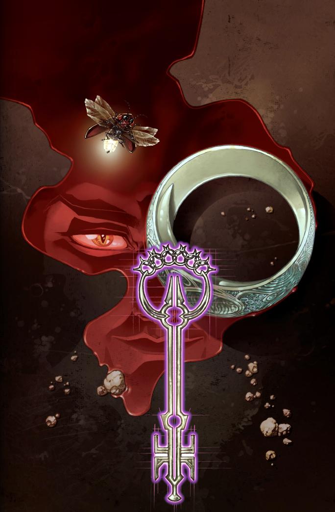 Locke & Key Cocept Art
