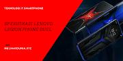 Spesifikasi Lenovo Legion Phone Duel, Penantang ROG Phone?