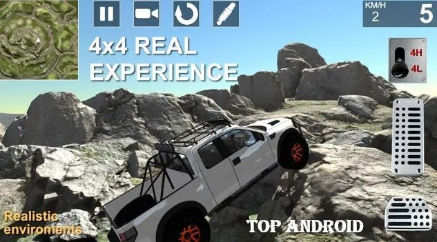 TOP OFFROAD Simulator Mod (Unlimited Money) Apk