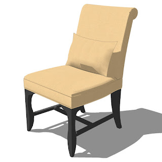 Sketchup - Chair-040