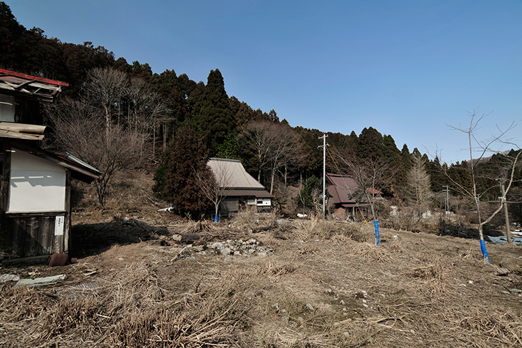 スゴログ 保月集落 廃村