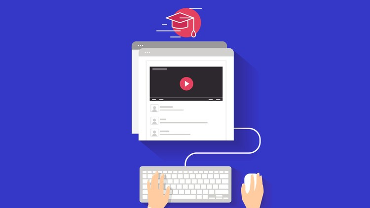 How To Teach Courses Online Full-Time - Udemy Coupon