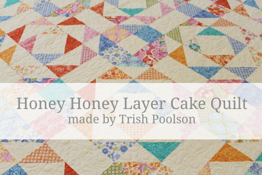 Honey Layer Cake Quilt