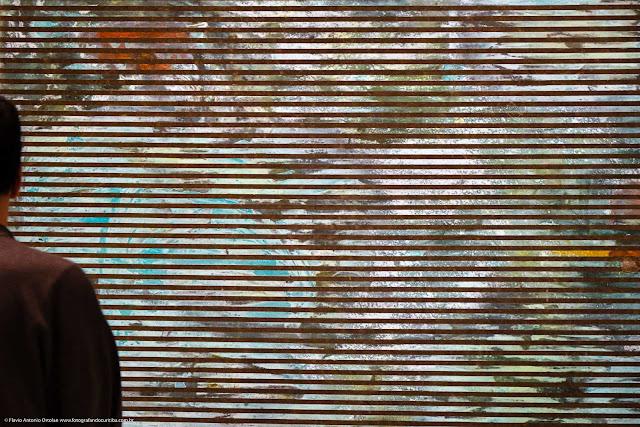Obra sob guarda do MON, apreendida na Operação Lava Jato
