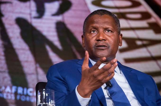 Africa's richest man, Aliko Dangote reportedly losses $900 million in just 24 hours