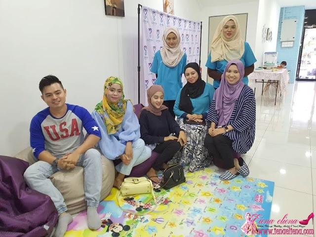 Lovina Clinic - klinik hibrid 2 dalam 1 patuh syariah