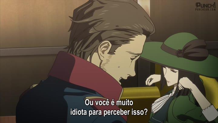Kouya no Kotobuki Hikoutai - Episódio 02