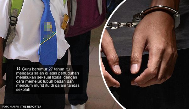 Guru dituduh peluk dan cium murid lelaki 9 tahun di tandas sekolah