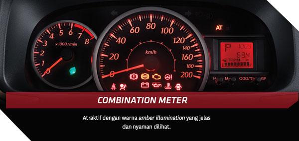 Interior All New Toyota Calya