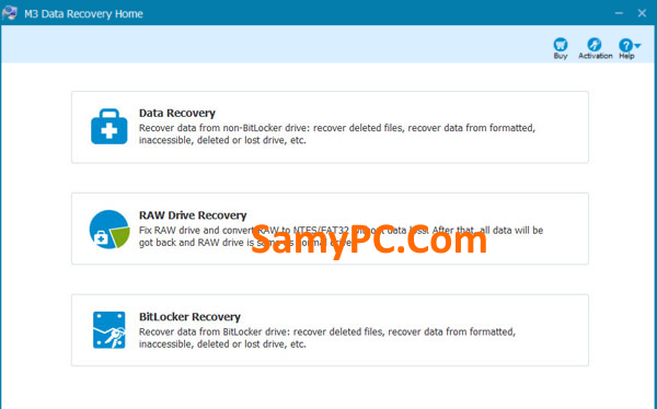 M3 Data Recovery All Edition Free Download Full Version