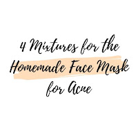 Acne Clearing Homemade Face Mask