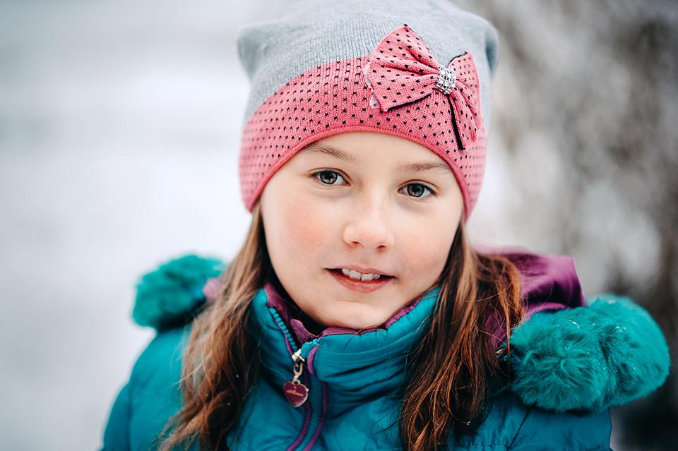 sesja zimowa, sesja dziecięca, zima, fotograf Niemce, fotograf Lublin, zdjęcia dziecięce, sesja w śniegu