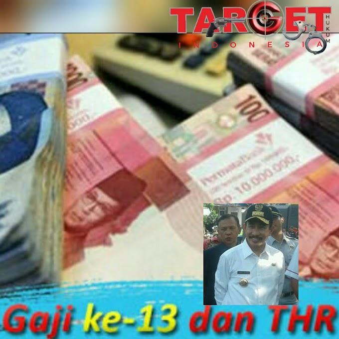"Bupati Haryanto : THR Untuk ASN di Pati ""No Problem"""