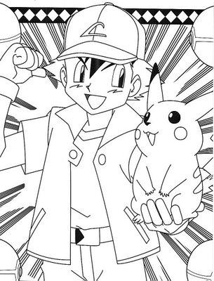 Desenhos Para Colorir Do Pokemon Desenhos Para Colorir