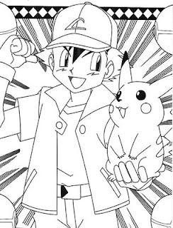 Desenhos Do Pokemon Para Colorir Colorirdesenhosonline